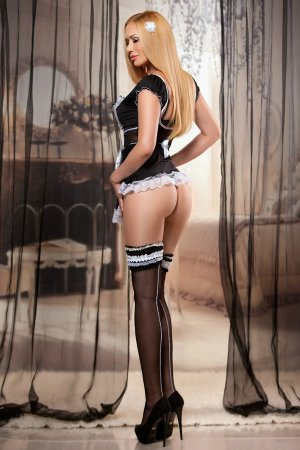 Milady erotic massage in Hazel Crest