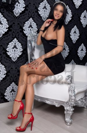 Anathalie erotic massage in Sherwood OR